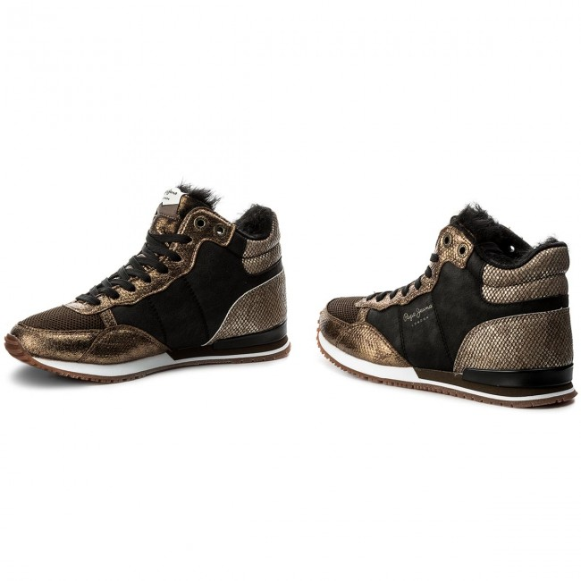 Sportcipő PEPE JEANS - Gable Fur Bootie PLS30567 Mixing 849 ... b6854eb204