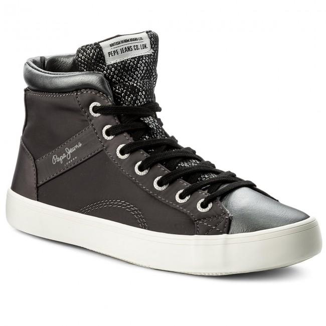 Sportcipő PEPE JEANS - Clinton Stars PLS30569 Modern Grey 965 ... d19f92af1c