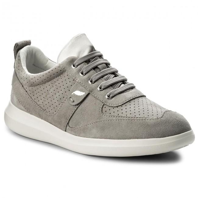 dcf15ad72b Sportcipő GEOX - D Gomesia C D828GC 00022 C1010 Lt Grey - Sneakers ...