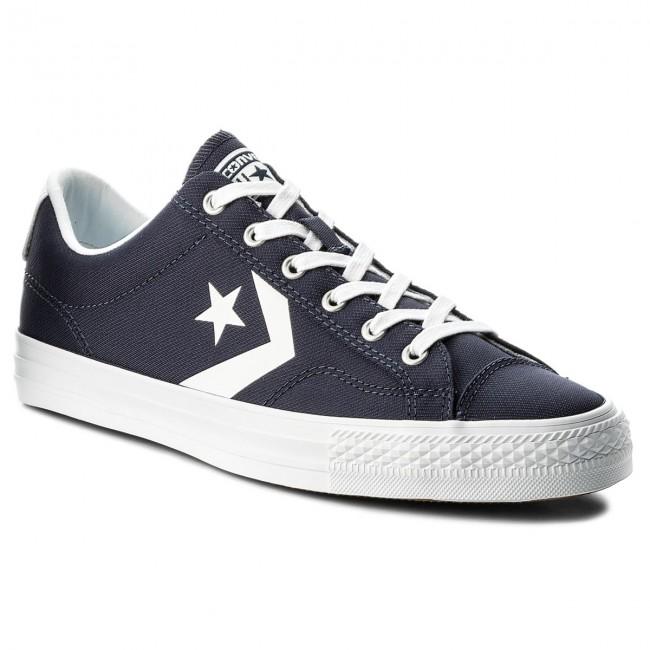 Teniszcipő CONVERSE - Star Player Ox 155408C Athletic Navy White ... dca77c6346