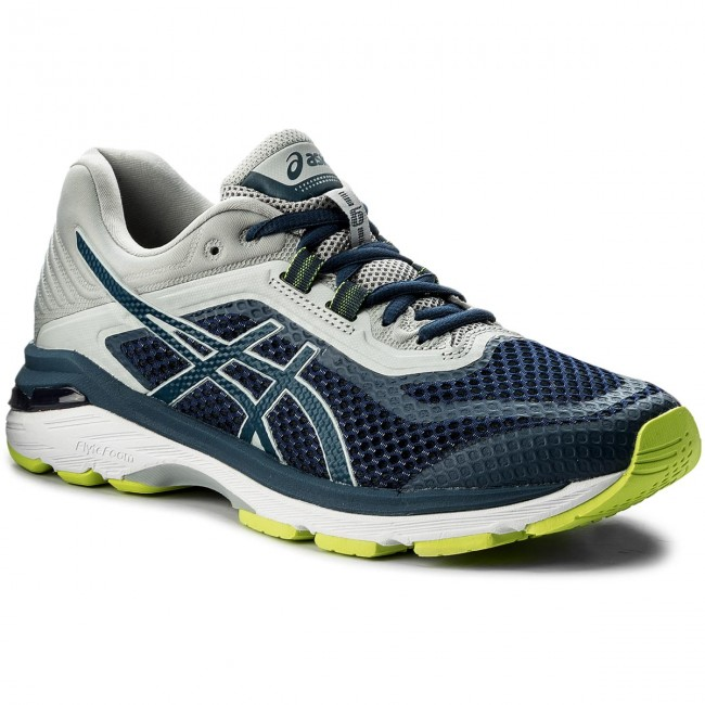 Cipő ASICS - Gt-2000 6 T805N Dark Blue Mid Grey 4949 - Edzőcipők ... e63ef8ee26