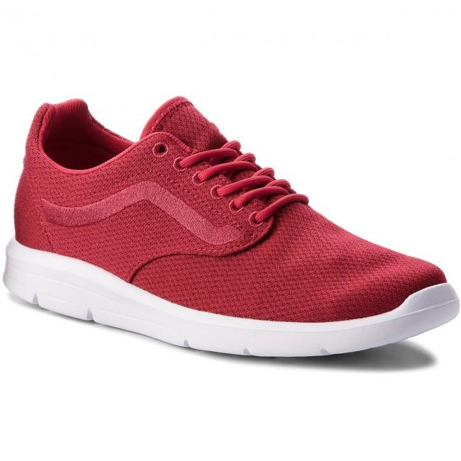 Sportcipő VANS - Iso 1.5 VN0A38FEQKT (Mesh) Crimson True White ... ae45b9fb83