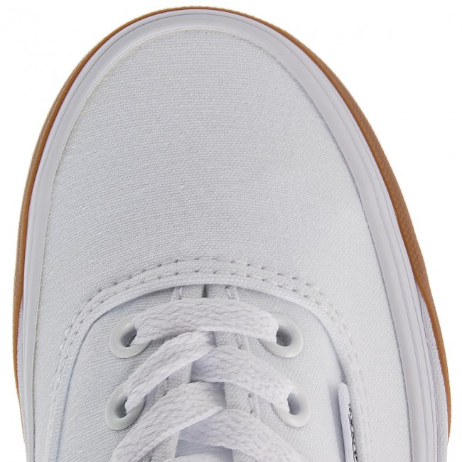 Teniszcipő VANS Authentic VA38EMQ8R (Gum Bumper) True White
