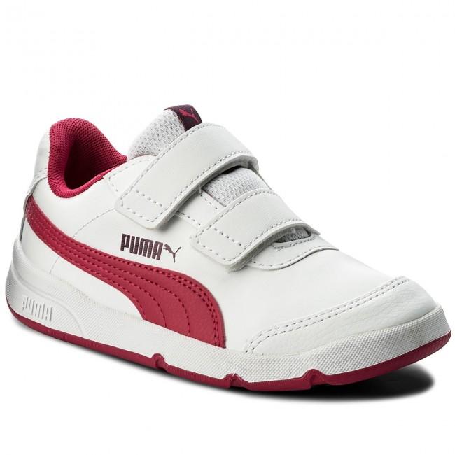 Sportcipő PUMA - Stepfleex 2 Sl V Ps 190114 04 Puma White Love Potion aa8559a112