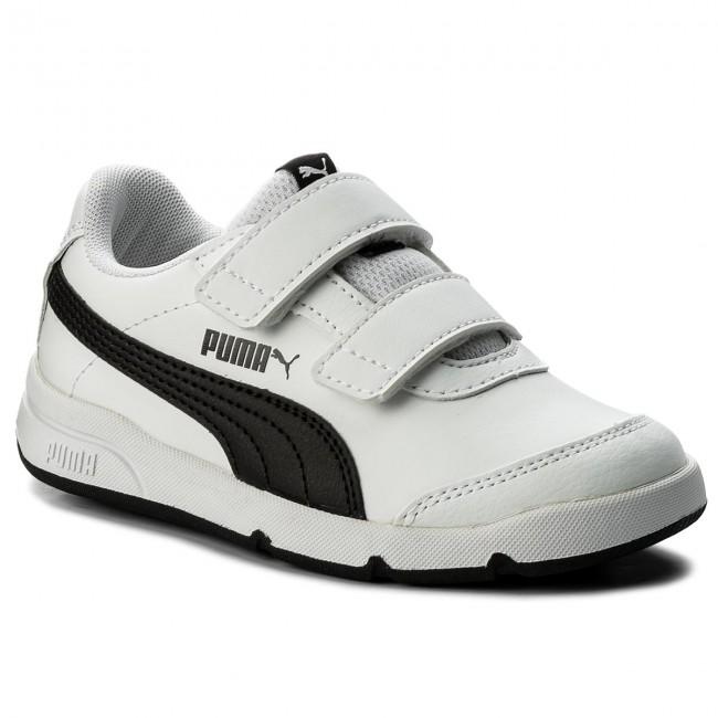Sportcipő PUMA - Stepfleex 2 Sl V Ps 190114 06 Puma White Puma Black ... d22004dd82