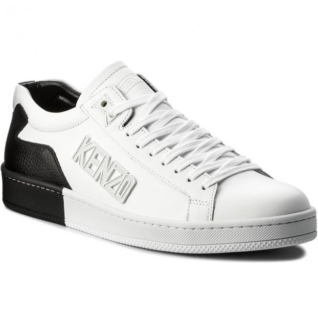 1c0e7f6e3e Sportcipő KENZO - F855SN128L50 White 01 - Sneakers - Félcipő - Férfi ...