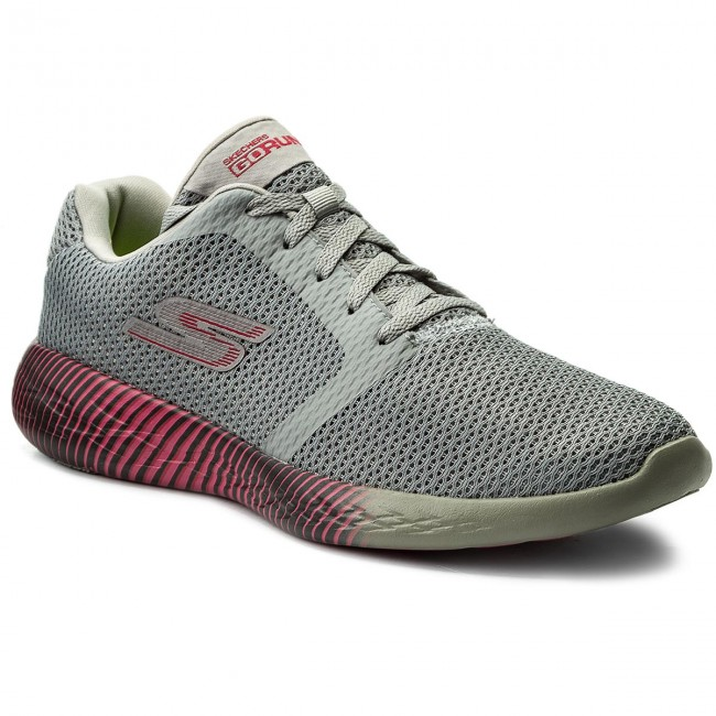 Cipő SKECHERS - Go Run 600 15067 CCPK Charcoal Pink - Fitnesz ... 3c0da62ebe