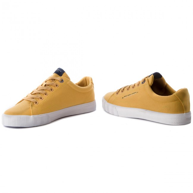 Teniszcipő PEPE JEANS - New North Basic PMS30420 Ochre Yellow 097 ... 63be05da7b