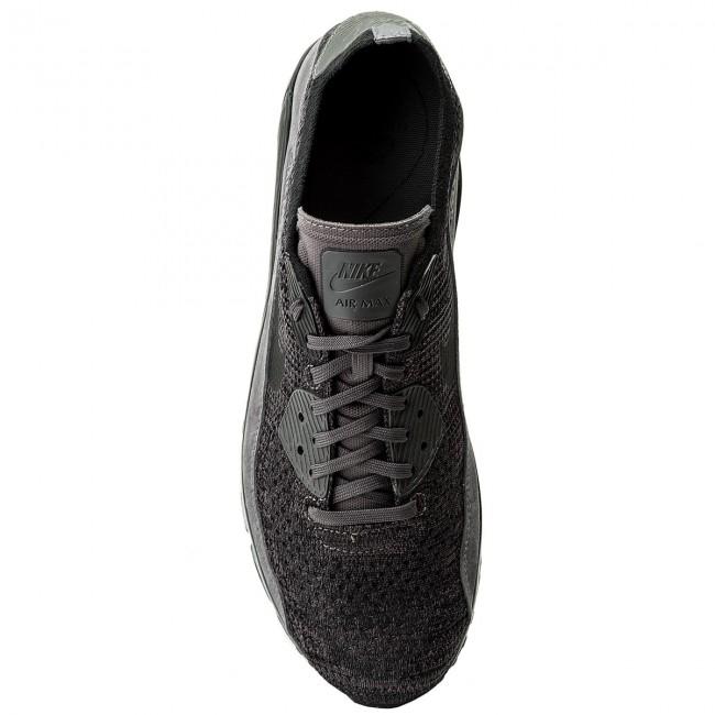 Nike Air Max 90 Ultra 2.0 Flyknit Női Életmód cipő Fekete