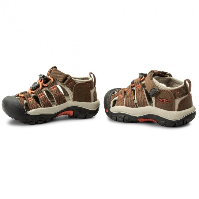 Szandál KEEN - Newport H2 1018259 Dark Earth Spicy Orange ... 56da5c4243