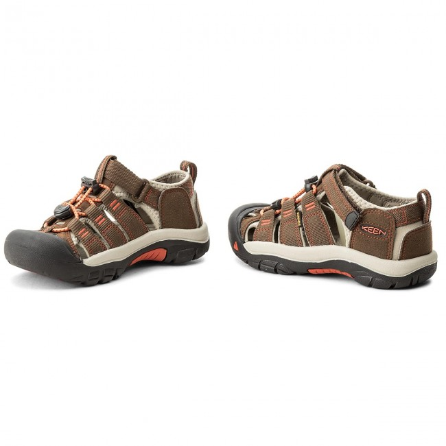 Szandál KEEN - Newport H2 1018270 Dark Earth Spicy Orange ... f972c1db92