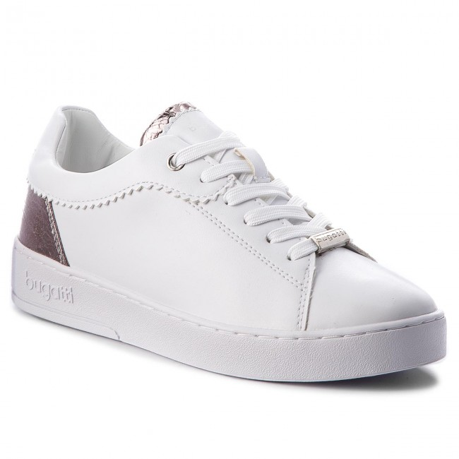 Sportcipő BUGATTI - J7608-PR6N-207 White Silver - Sneakers - Félcipő ... 8fd84f0617