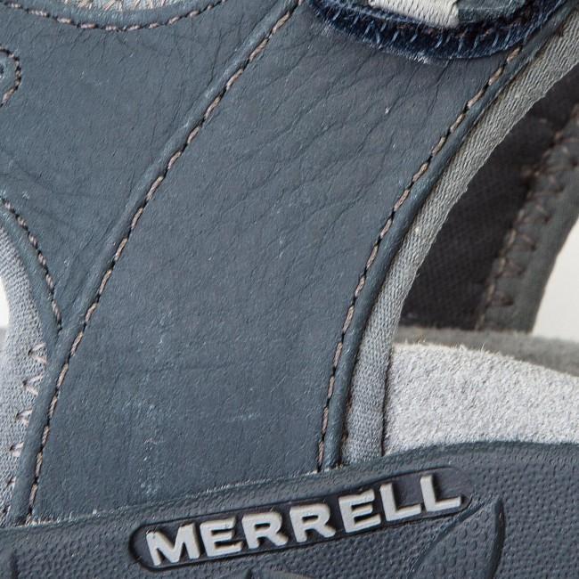 Szandál MERRELL - Terran Cross II J98762 Slate - Hétköznapi ... 4b03de116c