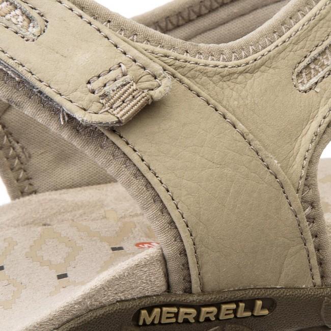 Szandál MERRELL - Terran Cross II J05970 Taupe - Hétköznapi ... e166d98caa