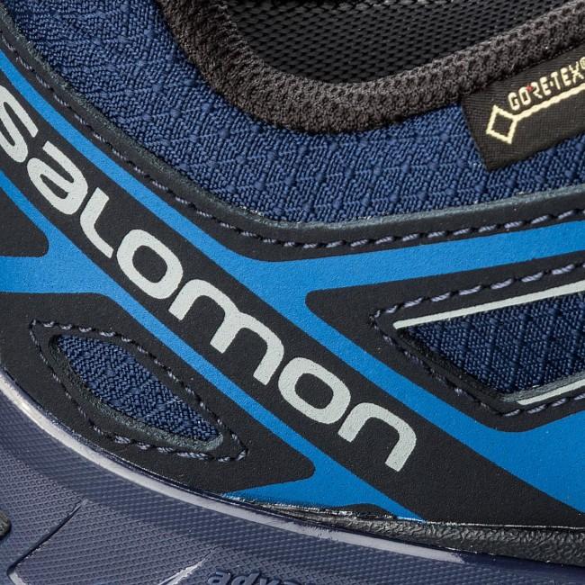 Bakancs SALOMON - X Ultra 3 Prime Gtx GORE-TEX 401280 31 W0 Medieval Blue 3f333b13d4
