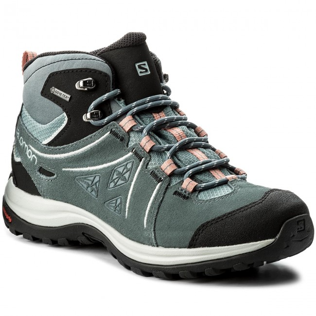 Bakancs SALOMON - Ellipse 2 Mid Ltr Gtx GORE-TEX W 401626 20 V0 Lead ... 18ec0f7651