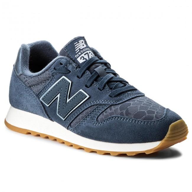Sportcipő NEW BALANCE - WL373NVW Kék - Sneakers - Félcipő - Női ... 98f17733a2
