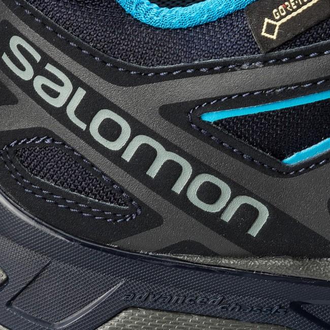 Bakancs SALOMON - X Ultra 3 Gtx GORE-TEX 402423 27 W0 Graphite Night ... 30df966b0d