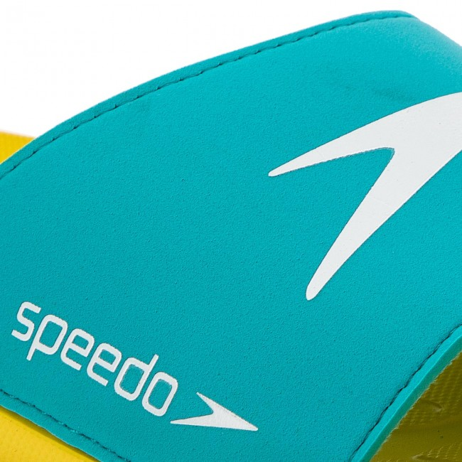 Papucs SPEEDO - Atami Core Sld Ju 8-07398B948 Yellow Blue ... 26a45ea957