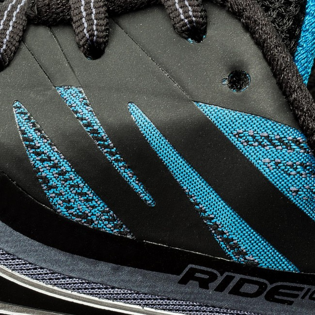 Cipő SAUCONY - Ride 10 S20373-8 Gry Blk Blu - Edzőcipők - Futócipők ... c5fb90733f