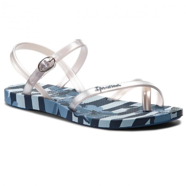 Szandál IPANEMA - Fashion Sand. V Fem 82291 Blue Silver 21345 ... 01d8ed219f