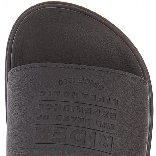 fd5f0c4f03c3 Papucs RIDER - Power Up Slide Fem 11297 Black 24497 - Magasított sarkú  cipők - Papucsok és szandálok - Női - www.ecipo.hu