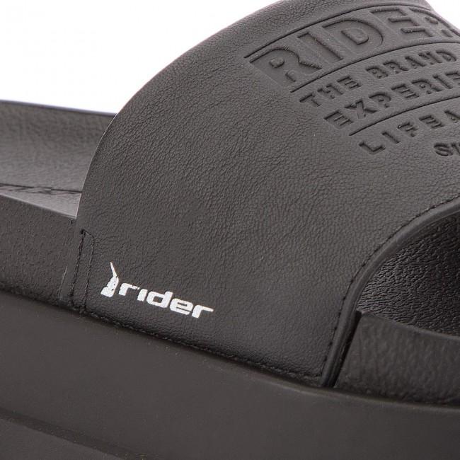 140193d0da5e Papucs RIDER - Power Up Slide Fem 11297 Black 24497 - Magasított ...
