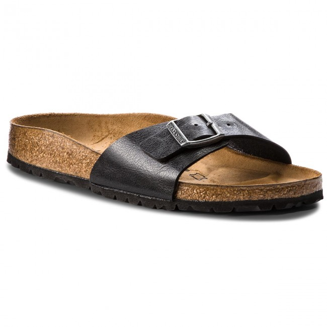 Papucs BIRKENSTOCK - Madrid Bs 0239673 Graceful Licorice ... 14d444022a