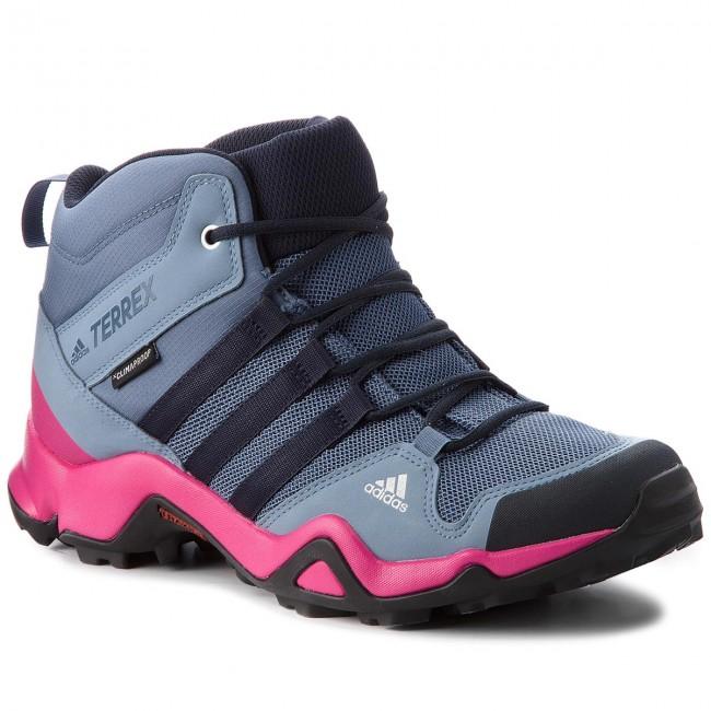 6e713ae4a032 Cipő adidas - Terrex Ax2r Mid Cp K AC7976 Tecink/Legink/Reamag ...