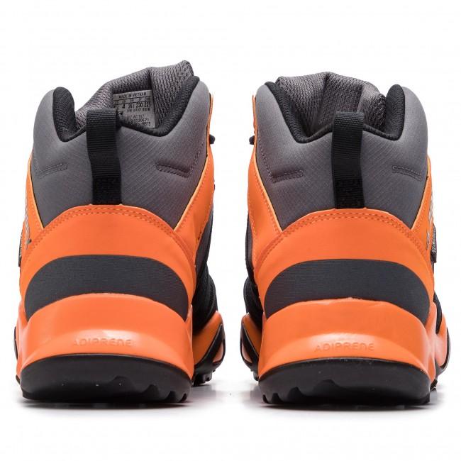 1897b04ece7ebb Cipő adidas - Terrex Ax2r Mid Cp K AC7977 Cblack Cblack Hireor - Bakancsok  - Csizmák és egyebek - Női - www.ecipo.hu