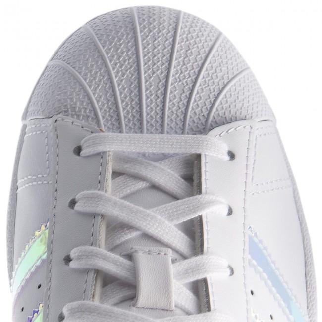 Cipő adidas Superstar J AQ6278 FtwwhtFtwwhtMetsil
