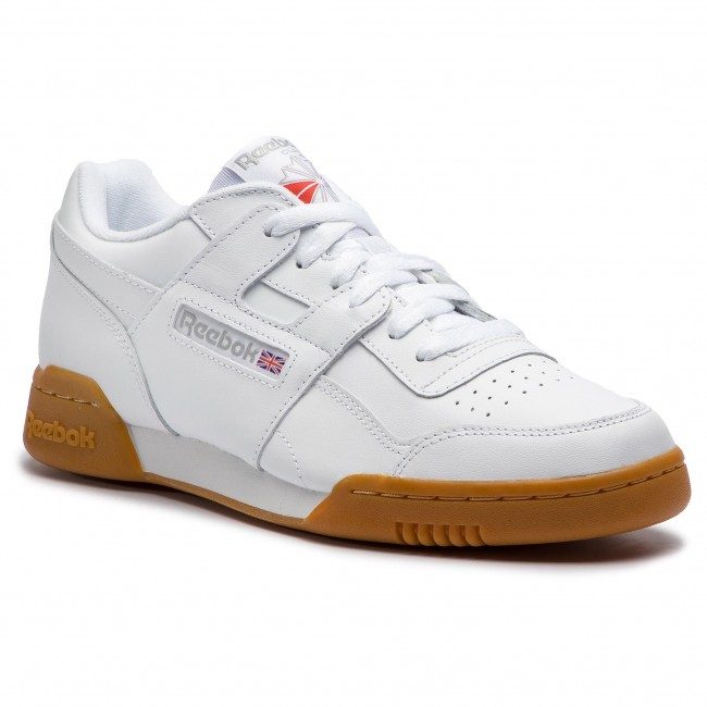 Cipő Reebok - Workout Plus CN2126 White Carbon Red Royal - Sneakers ... 7130682add
