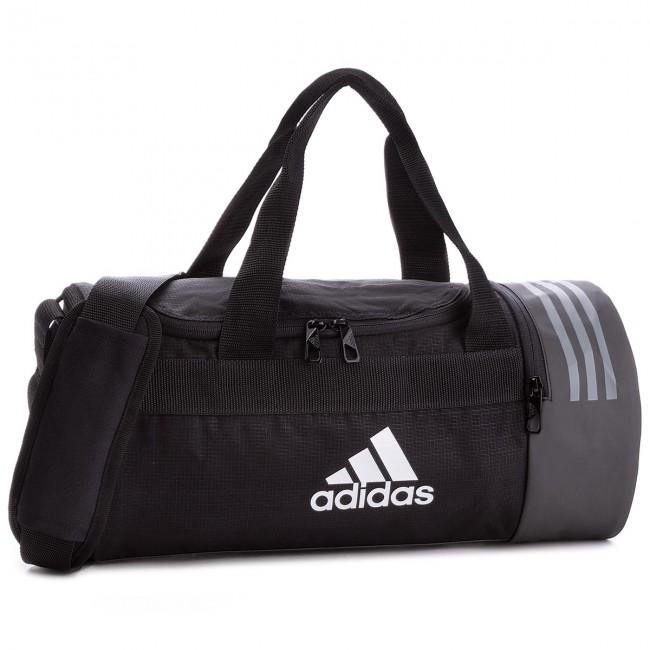 3b2ade70dd Táska adidas - 3S CVRT DUF XS CG1531 Black/White/White - Táskák az ...