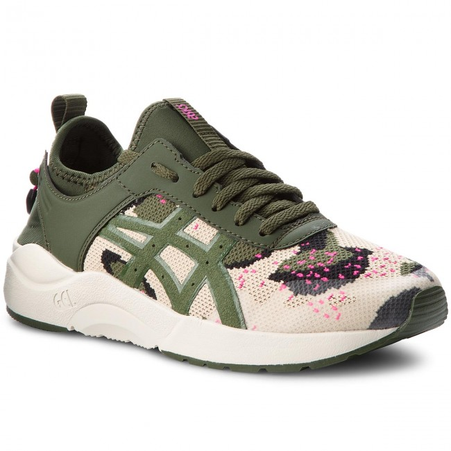 Sportcipő ASICS - TIGER Gel-Lyte Keisei Knit 1192A018 Marzipan Forest 250 ee9d556fc5