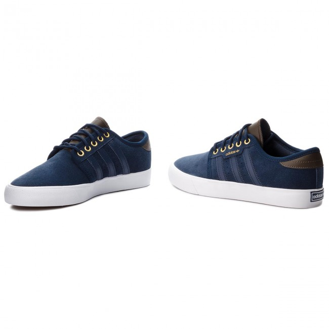 Cipő adidas - Seeley B27785 Conavy/Umber/Ftwwht - Tornacipők - Félcipő - Női AYiOx