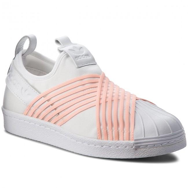 78e05ca5b9a5a Cipő adidas - Superstar Slip On W D96704 Ftwwht Cleora Ftwwht ...