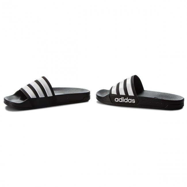 Papucs adidas - adilette Shower AQ1701 Cblack Ftwwht Cblack ... 134c8f35ed
