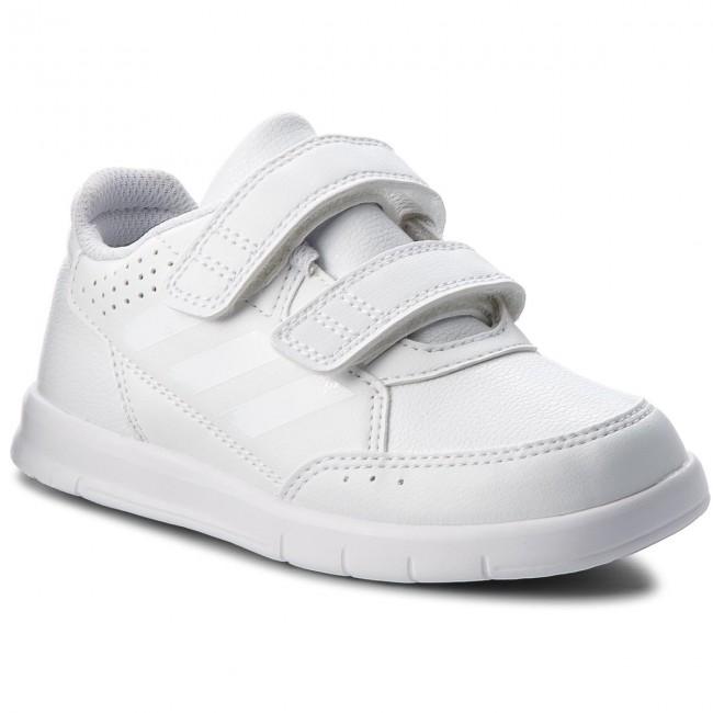 Cipő adidas - AltaSport Cf I BA9513 Ftwwht Ftwwht Clegre - Tépőzáras ... 481811eb8b
