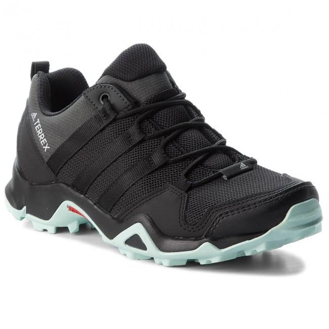 Cipő adidas - Terrex Ax2r W AC8070 Cblack Cblack Ashgrn - Túracipő ... 939b1f39fc