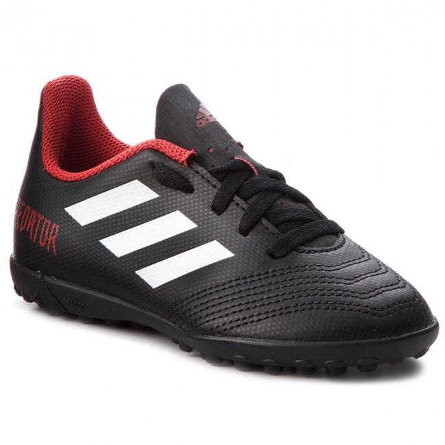 Cipő adidas - Predator Tango 18.4 Tf J DB2338 Cblack Ftwwht Red ... dd8ad0b92b