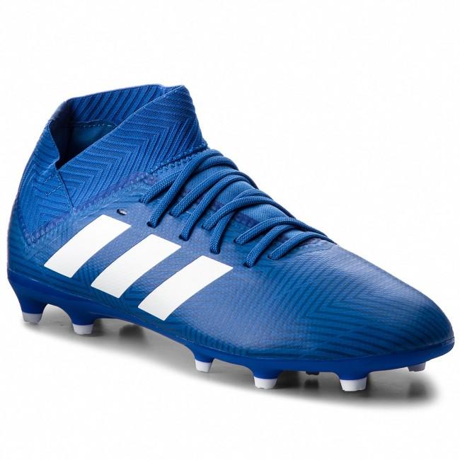 Cipő adidas - Nemeziz 18.3 Fg J DB2351 Fooblu Ftwwht Fooblu ... aa27c0d3e3