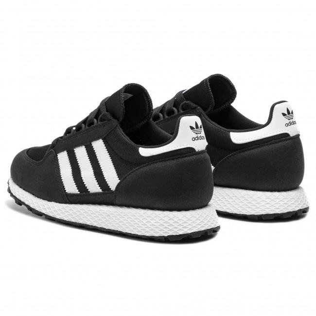 Cipő adidas - Forest Grove J B37743 Cblack Ftwwht Cblack - Sneakers ... a5ad3a944f