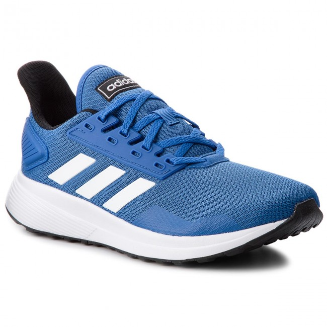 cc8a24dacbec Cipő adidas - Duramo 9 BB7067 Blue/Ftwwht/Cblack - Edzőcipők ...