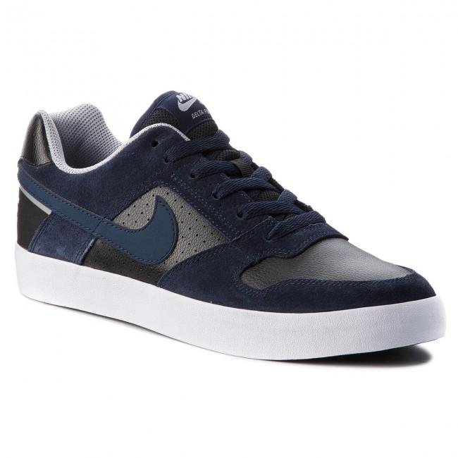 purchase cheap bd7ff dd628 Sb Force Delta Cipő 440 942237 Vulc Obsidianobsidianblack Nike bg6y7Yf