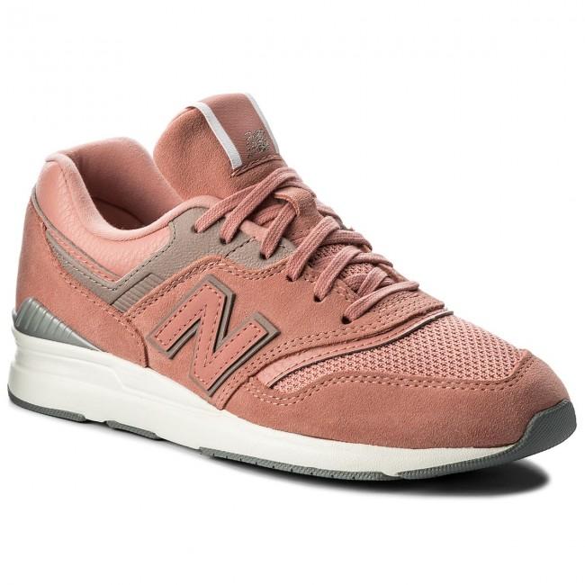 Sportcipő NEW BALANCE - WL697VM Rózsaszín - Sneakers - Félcipő - Női ... b0e9dae526