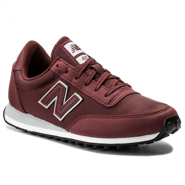 Sportcipő NEW BALANCE - WL410BUL Bordó - Sneakers - Félcipő - Női ... 617a598392