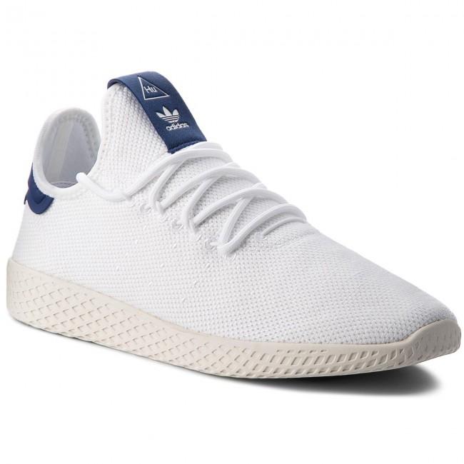 Cipő adidas - Pw Tennis Hu W DB2559 Ftwwht Ftwwht Cwhite - Sneakers ... 9bce96e5f7