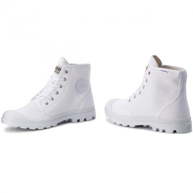 Bakancs PALLADIUM - Pampa Hi Originale 75349-101-M White White ... f2c1d11b27