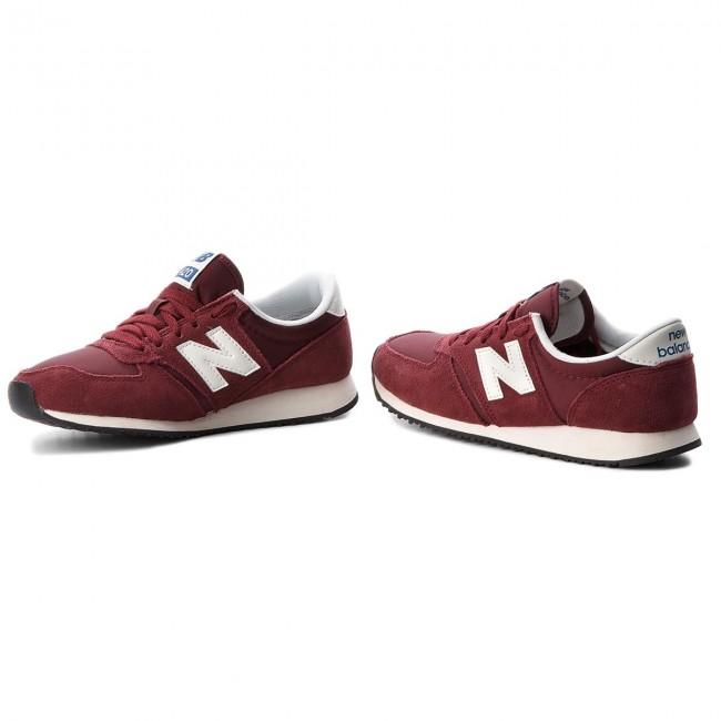 Sportcipő NEW BALANCE - U420RDW Bordó - Sneakers - Félcipő - Női ... 0e2796c5e5
