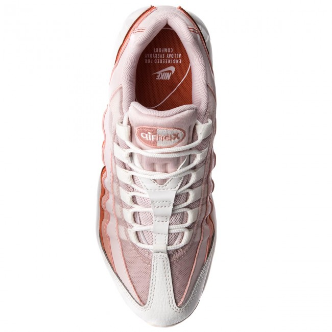 Cipő NIKE Air Max 95 307960 604 Barely RoseCoral Stardust